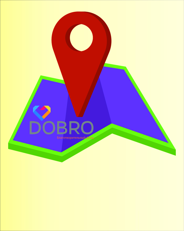 карта лого